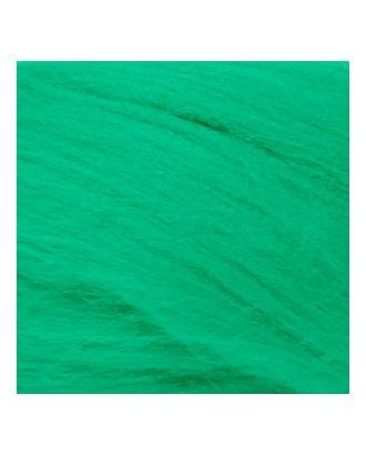 Шерсть для валяния ПЕХОРКА тонкая шерсть (100%меринос.шерсть) 50г цв.335 изумруд арт. МГ-44215-1-МГ0531599