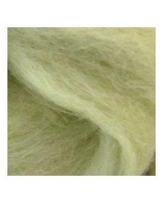 Шерсть для валяния ПЕХОРКА полутонкая шерсть (100%шерсть) 50г цв.478 защитный арт. МГ-44218-1-МГ0531608