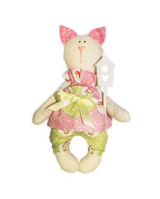 """Набор для изготовления текстильной игрушки """"Кошка Тася"""" 23см арт. МГ-7025-1-МГ0532586"""