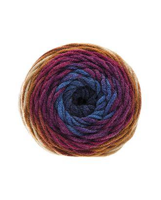 Пряжа для вязания Ализе Superlana Maxi long batik (25% шерсть, 75% акрил) 2х250г/250м цв.6774 арт. МГ-44408-1-МГ0535651