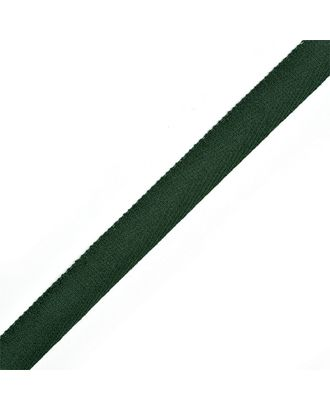 Тесьма киперная ш.1,7см хлопок 1,8г/см цв.т.зеленый арт. МГ-39-1-МГ0561256