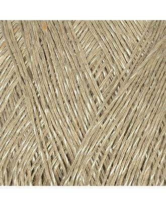 """Пряжа для вязания ПЕХ """"Блестящий лён"""" (92% лен, 8% вискоза) 5х100г/480м цв.371 нарут.серый арт. МГ-45558-1-МГ0578801"""