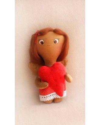 """Набор для изготовления текстильной игрушки """"Angel's Story"""" 21см Ваниль арт. МГ-7496-1-МГ0579187"""