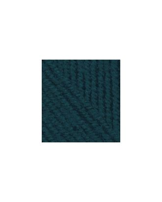 Пряжа для вязания Ализе Superlana midi (25% шерсть, 75% акрил) 5х100г/170м цв.212 петрольный арт. МГ-46281-1-МГ0581287