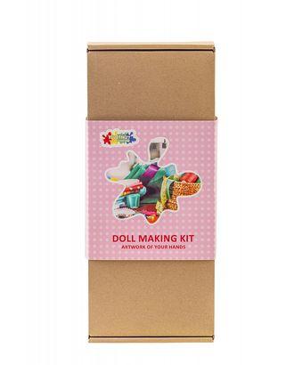 Текстильная кукла Фея Лилия DI031 36см тм Цветной арт. МГ-7622-1-МГ0588254