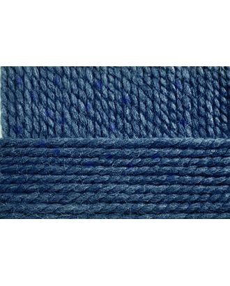"""Пряжа для вязания ПЕХ """"Смесовая"""" (70% акрил высокообъемный, 30% шерсть) 5х200г/200м цв.256 св.джинса арт. МГ-48317-1-МГ0596415"""