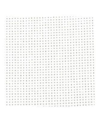 Канва крупная (10х44кл) 40х50см цв.белый уп.2шт арт. МГ-48490-1-МГ0597349