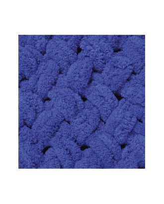 Пряжа для вязания Ализе Puffy (100% микрополиэстер) 5х100г/9.5м цв.141 василек арт. МГ-48523-1-МГ0597585