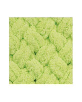 Пряжа для вязания Ализе Puffy (100% микрополиэстер) 5х100г/9.5м цв.041 салатовый арт. МГ-48528-1-МГ0597590