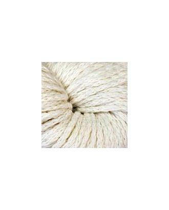 """Пряжа для вязания КАМТ """"Шнурочная"""" (50% шерсть, 50% акрил) 2х250г/75м цв.205 белый арт. МГ-48995-1-МГ0601189"""
