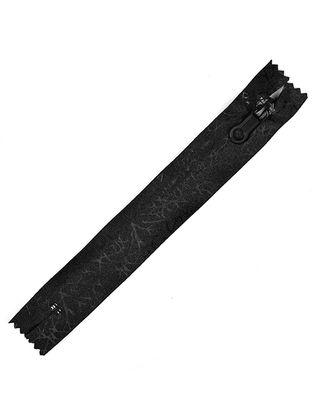 Молния спираль Т7-N водонепроницаемая паутинка 18см цв.F322 черный арт. МГ-72920-1-МГ0606196