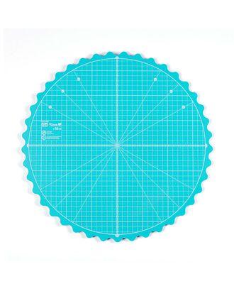 "611469 PRYM ""Love"" - Вращающийся коврик для раскройных ножей, Ø35см, пластик арт. МГ-50015-1-МГ0610683"
