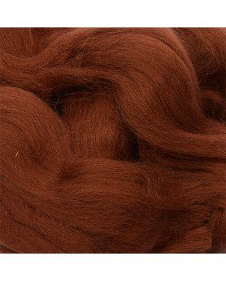 Шерсть для валяния ПЕХОРКА тонкая шерсть (100%меринос.шерсть) 50г цв.173 грильяж арт. МГ-50080-1-МГ0611106