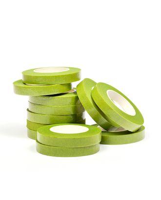 Тейп лента цв. желто-зеленый, ширина 10 мм, уп.27.43 м (уп. 12 шт) арт. МГ-50369-1-МГ0615432