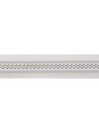 Корсаж брючный с латексной нитью 20мм Ш20Б-50 арт. МГ-8657-1-МГ0629035