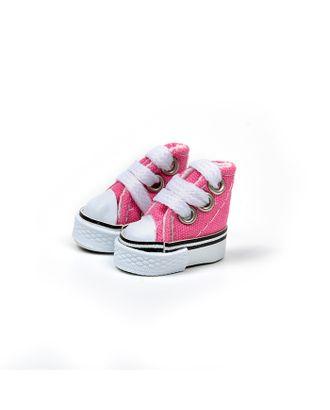 Кеды для кукол 70353 цв.розовый 35мм арт. МГ-8783-1-МГ0632758