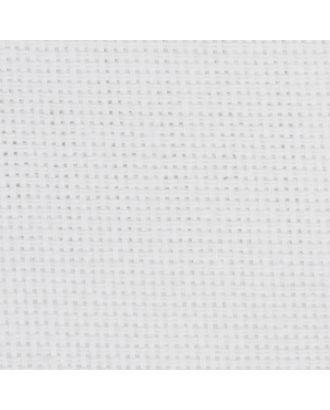 Канва мелкая (10х90кл) 40х50см цв.белый уп.2шт арт. МГ-52338-1-МГ0632813