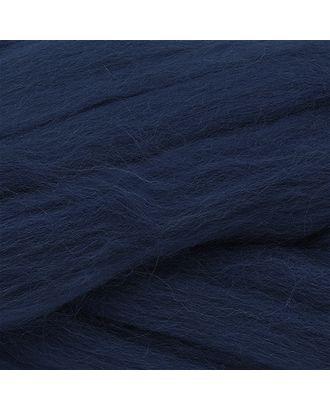 Шерсть для валяния ПЕХОРКА полутонкая шерсть (100%шерсть) 50г цв.255 джинсовый арт. МГ-52577-1-МГ0634938