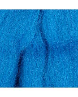 Шерсть для валяния ПЕХОРКА тонкая шерсть (100%меринос.шерсть) 50г цв.045 т.бирюза арт. МГ-52735-1-МГ0635569