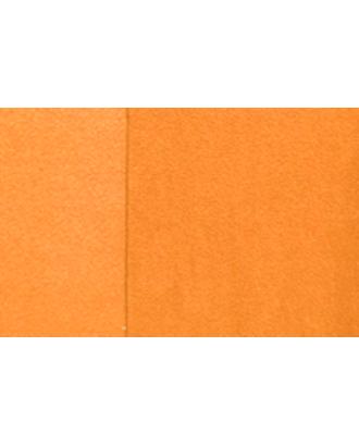 Трикотаж флис 50х56см, цв.оранжевый арт. МГ-9314-1-МГ0642620