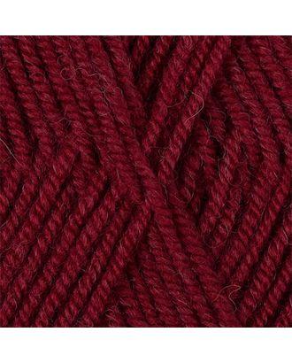 "Пряжа для вязания КАМТ ""Машенька"" (10% меринос, 45% объемный акрил, 45% ПАН) 10х50г/215м цв.092 вишня прелая арт. МГ-53793-1-МГ0643971"