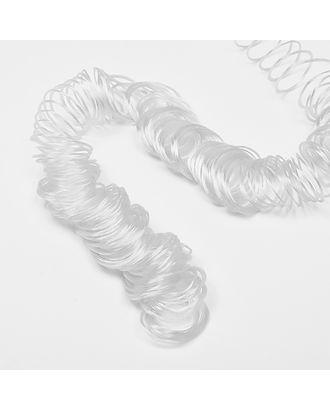 Волосы для кукол кудряшки уп.180см цв.белый арт. МГ-9571-1-МГ0651514
