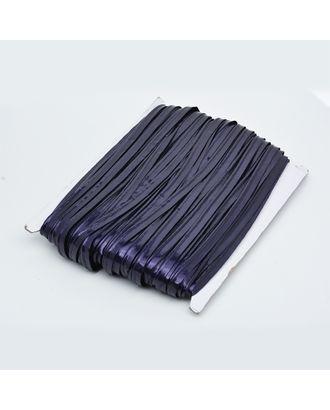 Кант декоративный (иск.кожа) ш.1см цв.37 фиолетовый арт. МГ-73638-1-МГ0659079