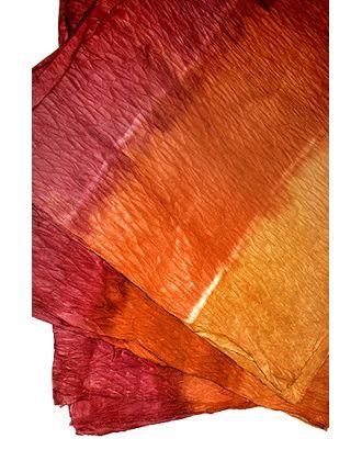 Бумага малбери 18/01 омбре - карамель (55х79см) арт. МГ-55745-1-МГ0661497