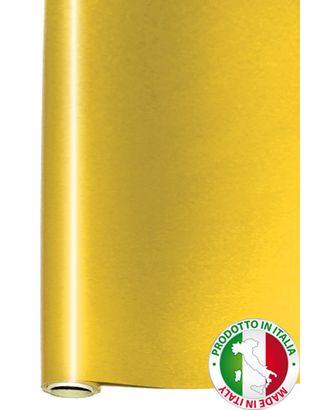 Бумага капелла 43/30 глазурь - желтая (70см х 10м) арт. МГ-55962-1-МГ0662478