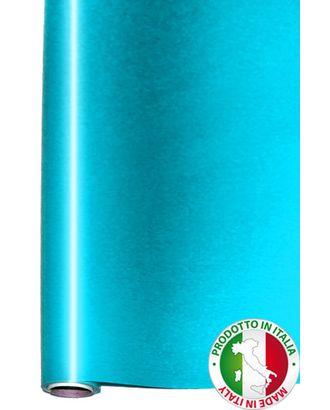 Бумага капелла 43/50 глазурь - голубая (70см х 10м) арт. МГ-55966-1-МГ0662482
