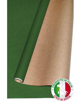 Бумага крафт 12/45 дольче натура - зеленая (100см х 10м) арт. МГ-56052-1-МГ0662568