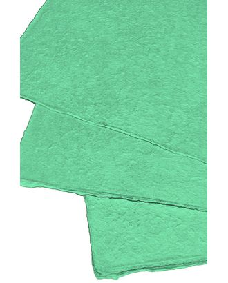 Бумага малбери 11/53 однотон.- бирюзовая (55х79см) арт. МГ-56159-1-МГ0662676
