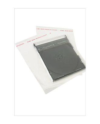 Пакет прозр. без рис. 215 со скотчем (15х14см) арт. МГ-56785-1-МГ0664510