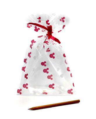 Пакет прозр. с рис. 525/183-20 ушки на макушке (25х15см) арт. МГ-56967-1-МГ0664722