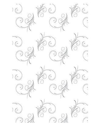 Пакет прозр. с рис. 525/221-01 ажурные завитки (25х15см) арт. МГ-56972-1-МГ0664727