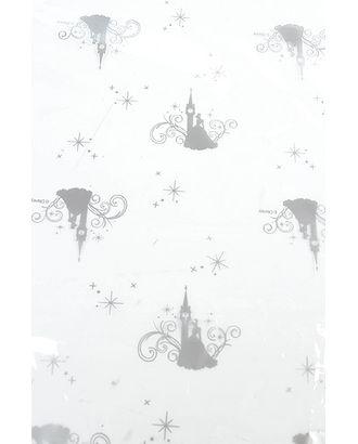 Пакет прозр. с рис. 535/220-01 дворец принцессы (35х18см) арт. МГ-57065-1-МГ0664826