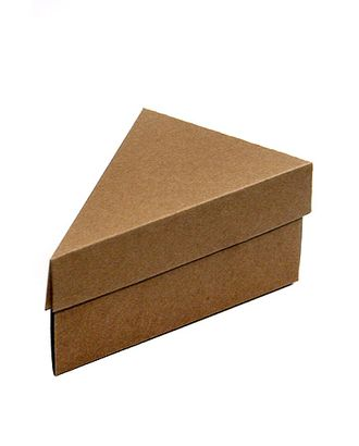 Коробка крафт эко 146/93 тортик крышка+дно (15х10х7см) арт. МГ-57241-1-МГ0665668