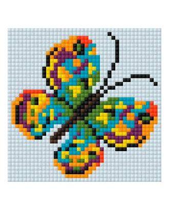 Алмазная мозаика Ah5213 Бабочка 10х10 арт. МГ-10159-1-МГ0671563