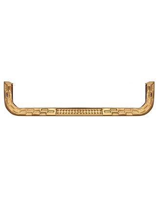 Декор окантовка для сумки 7560260 металл 210х35мм арт. МГ-59865-1-МГ0673970