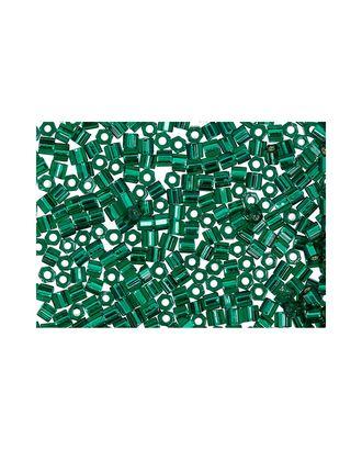 "Бисер Япония ""TOHO"" 11/0  HEXAGON №3  2.2 мм 5 х 5 г №0036 яр.зеленый арт. МГ-60156-1-МГ0678201"