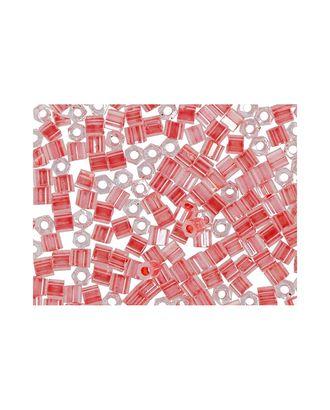 "Бисер Япония ""TOHO"" 11/0  HEXAGON №3  2.2 мм 5 х 5 г №0906 розово-малиновый/перл арт. МГ-60179-1-МГ0678224"