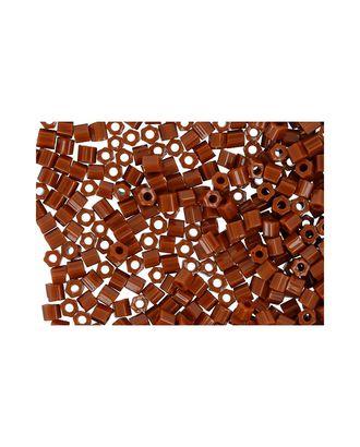 "Бисер Япония ""TOHO"" 11/0  HEXAGON №3  2.2 мм 5 х 5 г №0046L коричневый арт. МГ-60186-1-МГ0678231"