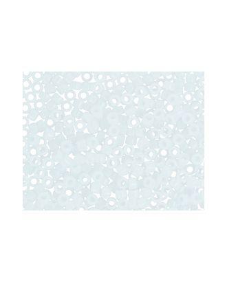 """Бисер Япония """"TOHO"""" 11/0  TREASURE №1  1.6 мм 5 х 5 г №0041 белый арт. МГ-60216-1-МГ0678262"""