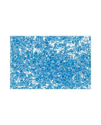 """Бисер Япония """"TOHO"""" 11/0  TREASURE №1  1.6 мм 5 х 5 г №0787 голубой/радужный арт. МГ-60217-1-МГ0678263"""