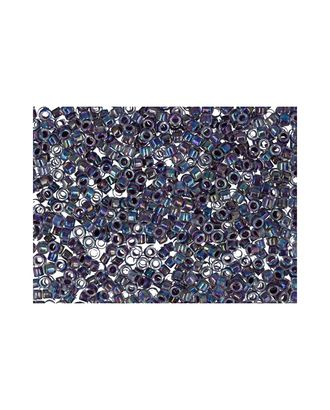 """Бисер Япония """"TOHO"""" 11/0  TREASURE №1  1.6 мм 5 х 5 г №0788 т.фиолетовый/радужный арт. МГ-60244-1-МГ0678291"""