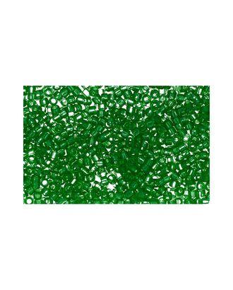 """Бисер Япония """"TOHO"""" 11/0  TREASURE №1  1.6 мм 5 х 5 г №0007 зеленый арт. МГ-60245-1-МГ0678292"""
