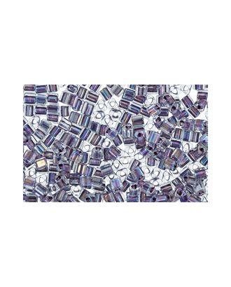 "Бисер Япония ""TOHO"" 11/0  TRIANGLE №3  2.2 мм 5 х 5 г №0788 т.фиолетовый/радужный арт. МГ-60298-1-МГ0678345"