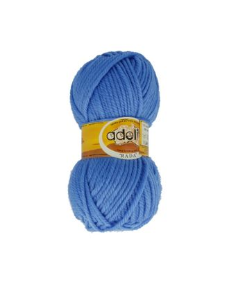 """Пряжа ADELIA """"RADA"""" (100% акрил) 10х100г/80м цв.022 голубой арт. МГ-61566-1-МГ0683457"""