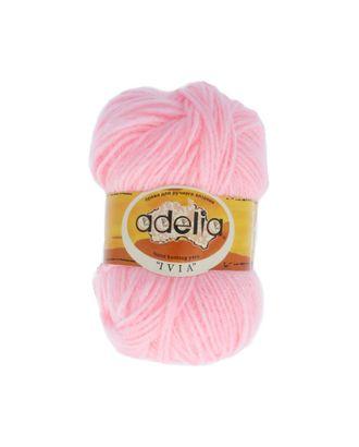 "Пряжа ADELIA ""IVIA"" (100% акрил) 4х62,5г/150м цв.112 св.розовый арт. МГ-61600-1-МГ0683492"