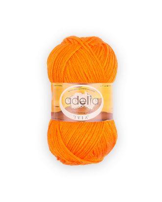 "Пряжа ADELIA ""IVIA"" (100% акрил) 4х62,5г/150м цв.145 св.оранжевый арт. МГ-61602-1-МГ0683494"